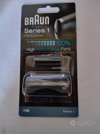 Gruppo coltelli-testina Braun serie 1 11B