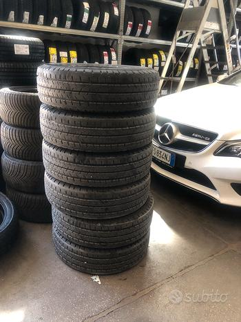 6 gomme 195/65 r16