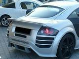 Spoiler alettone posteriore Audi TT 8N R8 Look