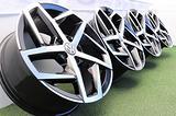 Cerchi in lega VW Golf 8 VIII 18 ORIGINALI NUOVI