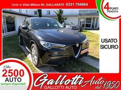 Alfa Romeo Stelvio 2.2 Turbodiesel 190 CV AT8...