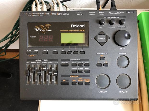 Batteria elettronica Roland TDK-10