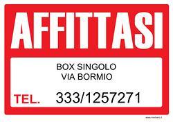Box Singolo