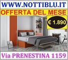 Letti a Scomparsa Roma > Mobile Letto a Scomparsa