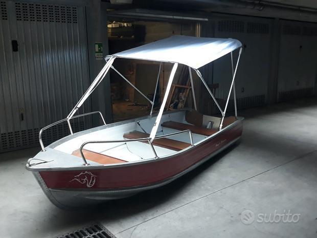 Barca Canadian 360 perfetto