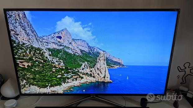 TV Samsung LED 55 pollici 3D Netflix prime video