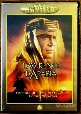Film di guerra nel deserto, in Dvd