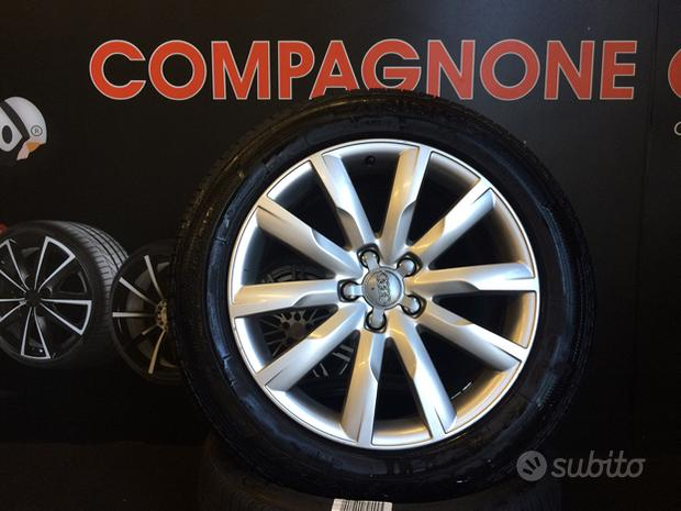 Cerchi e gomme Audi VW 17