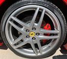 Cerchio Ferrari F430 430 originale anterior 7,5x19