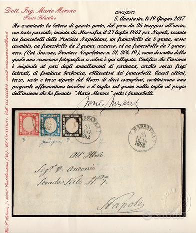 Antichi Stati Italiani em. Province Napoletane