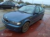 RICAMBI USATI BMW 320 d COD MOTORE 204D4