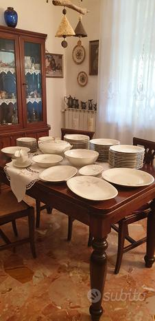 Servito piatti porcellana Bavaria anni 60