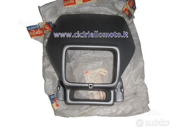 Portafaro verniciato grigio aprilia rx ap8231817