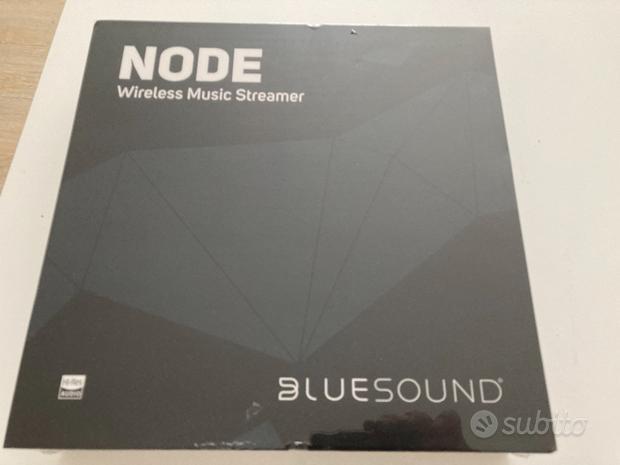 Bluesound NODE2i HD-Music Multiroom-Streamer- new