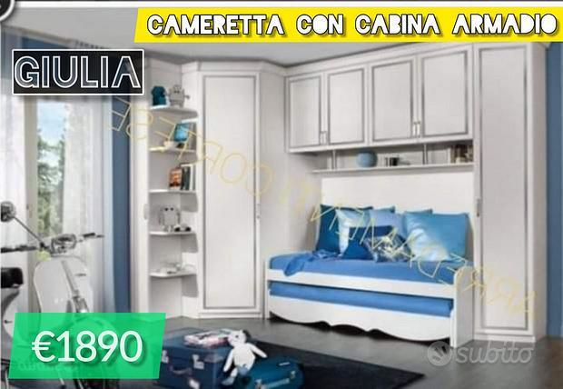 Cameretta AZIENDA MADE IN ITALY
