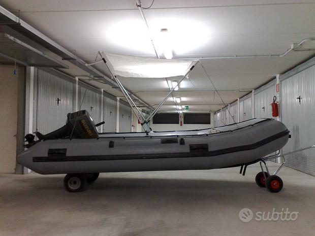 Gommone Joker Boat 400(pieghevole)+Suzuki25+carrel