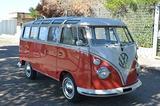 """1964 Volkswagen T1 Samba Bus DeLuxe """"21 windows"""