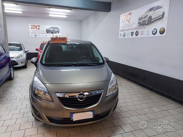 Opel meriva 1.7 cdti unico prop 2010 opt