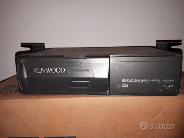 Lettore caricatore cd kenwood kdc-c465