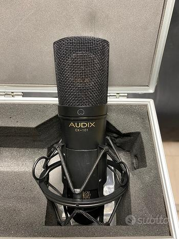 Microfono professionale da studio audix cx-101
