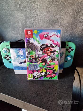 Splatoon 2 Nintendo switch gioco
