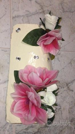 Tegole sarde decorate