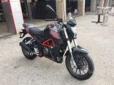 Nuova moto benelli naked 251 sport red/black
