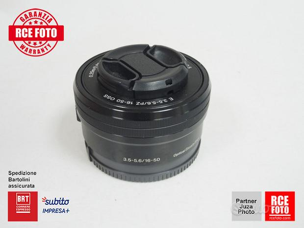 Sony E PZ 16-50 F3.5-5.6 OSS (Sony)