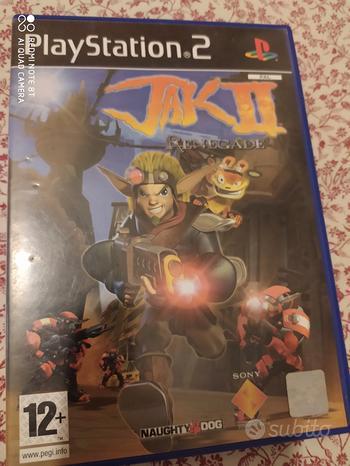 PS2 Jak 2 in italiano