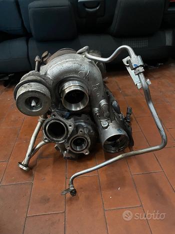 Turbina motore Mercedes C 220 2011