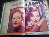"""Giornali""""Zenit Novelle""""1939 annata rilegata"""