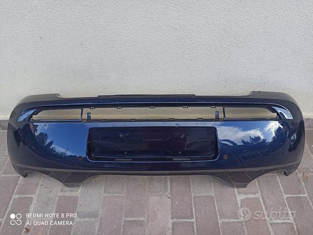 Volkswagen paraurti posteriore new beetle cabrio
