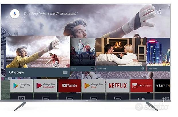 Televisore Android 4k TCL 50DP661
