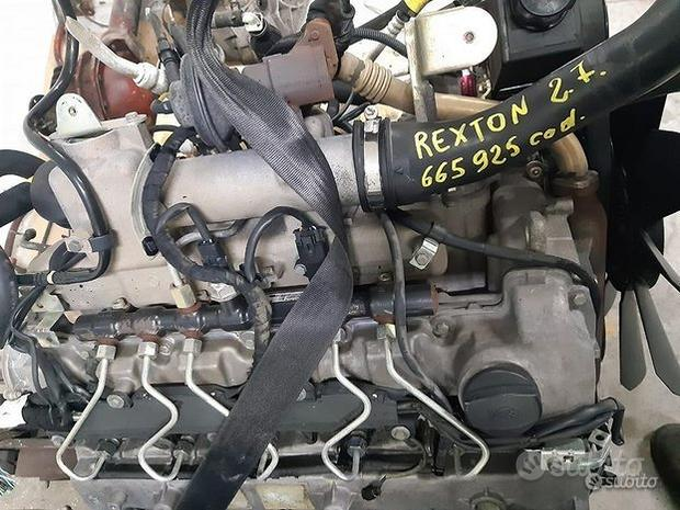 Motore SsangYong Rexton 665925