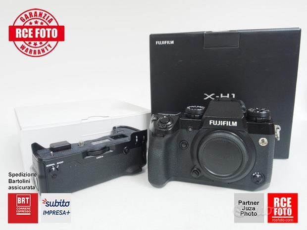 Fuji X-H1 + Battery Grip Originale