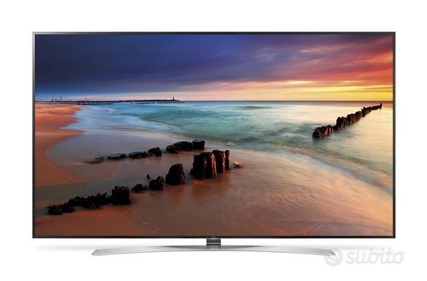 MAXI Smart TV 86 pollici LG 4K UHD