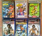32 giochi Playstation (30 Ps2+2 Ps3)sped.inclusa