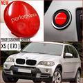 PULSANTE Start PERFORMANCE BMW X5 E70 TASTO ROSSO