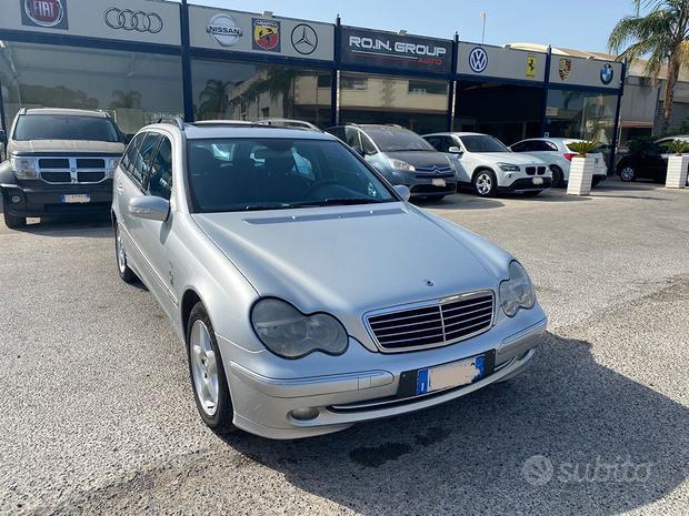 Mercedes c 220 sw