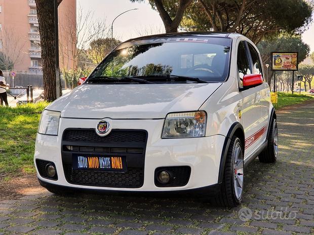 Fiat panda 100hp - 2008 - garanzia permute