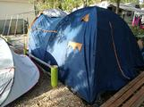 Tenda da campeggio 5 posti