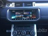 Navigatore range rover evoque android wifi carplay
