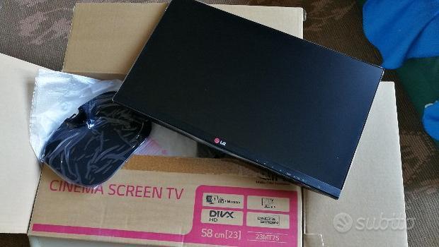 Lg monitor tv full hd 23mt75d