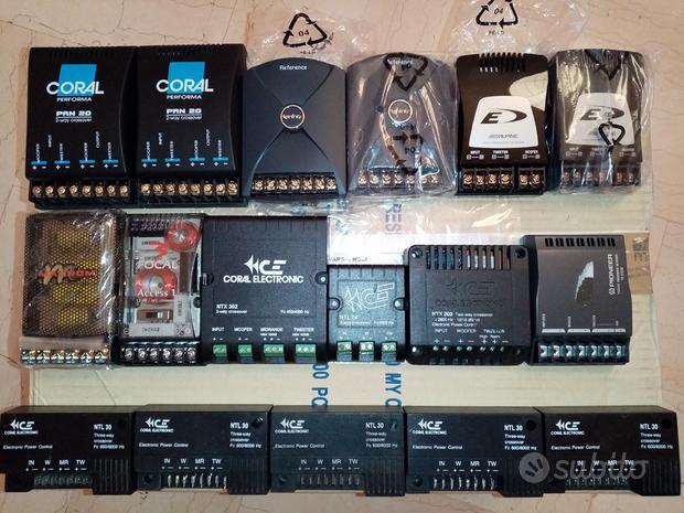 Crossover Condensatore AZ Audiocomp