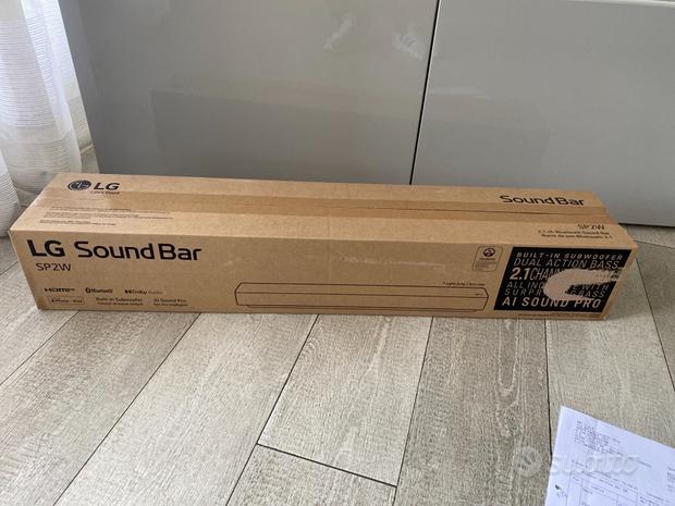 SoundBar LG SP2