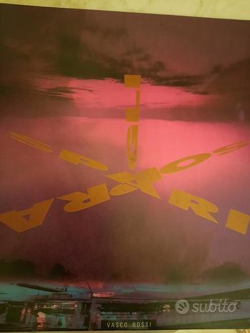 Vasco rossi|Gli spari sopra/vinile