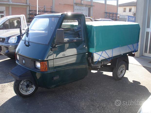 Piaggio ape tm 200 benzina unico propietario