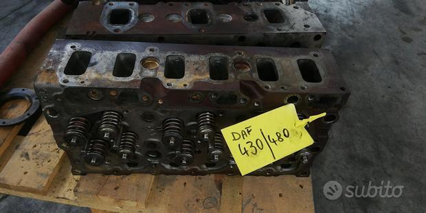 Testata DAF XF 430-480, usata
