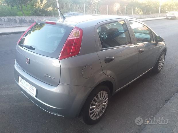 Fiat Grande Punto 1.2 METANO 5 porte S&S 12/2011
