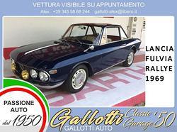 Lancia Fulvia Coupè Rallye 1.3